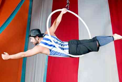 Gerry Cottles WOW Circus - Entry to Gerry Cottles WOW Circus 5 to 30 October - Save 50%