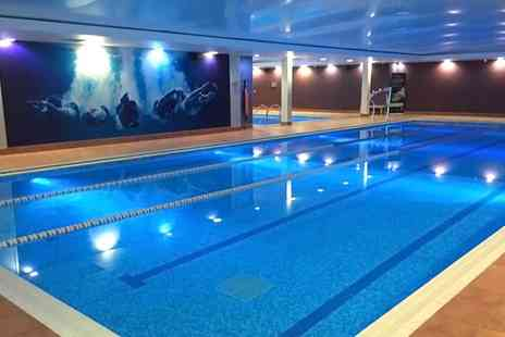 Roko Health Club - Ten Day Passes to Gym, Spa, Pool and Classes - Save 87%