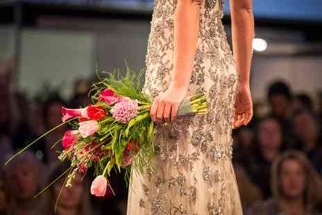 Edinburgh Wedding Fair and Fashion Show - Ticket to Edinburgh Wedding Fair and Fashion Show on 5 or 6 November - Save 50%