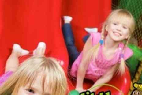 Hull Indoor Sports Centre - Six Little Monkeys Play Area Admissions For Two Children - Save 72%