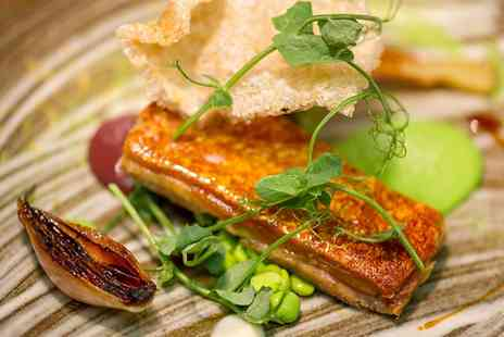 Pied a Terre - Michelin Starred Ten Course Tasting Menu for One or Two - Save 33%