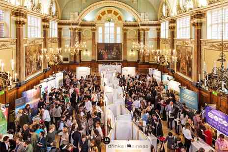 The Drinks Business - The Wine Show Chelsea Ticket on 14 to 16 October - Save 50%