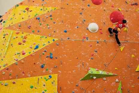 Westway Trust - Introductory Bouldering Session for One or Two - Save 55%