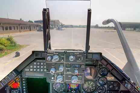 Top Gun Flight Simulator Centre - Jet Fighter Flight Simulator Experience - Save 53%