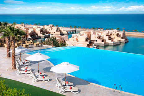The Cove Rotana Resort - Five Star 4 nights Stay in a Deluxe Room - Save 41%