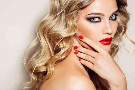 Dana - Gel Manicure, Full Body Spray Tan or Both - Save 0%
