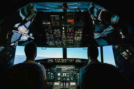 Flight Simulator - Flight Simulator Experience - Save 32%