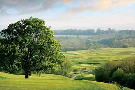 Dale Hill Hotel and Golf Club - Overnight accommodation for two in an Executive Room With Three Course Dinner - Save 35%