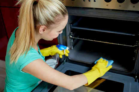 Clean Professionals - Single oven clean or oven and hob clean - Save 0%