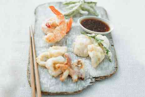 Billingsgate Seafood School - Bento Box Making Class for One or Two - Save 43%