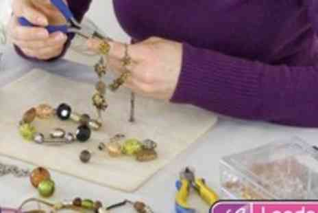 London Jewellery School - 2.5 Hour Jewellery Making Class - Save 57%