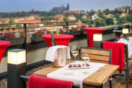 Vienna Diplomat hotel Prague - Three Nights in Superior Room for Two with Meals and Fitness Access - Save 48%