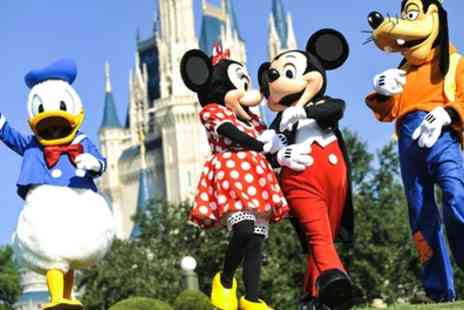 Weekender Breaks - Four Nights with Return Flights and a Trip to Disneyland and Optional Transfer - Save 0%