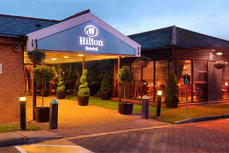 Hilton Bristol - Hotel Escape for Two - Save 20%