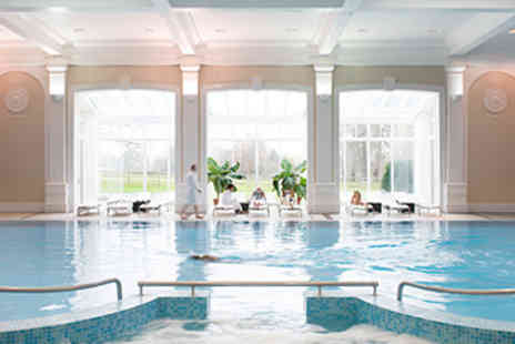 Henlow Grange - Champneys Spa Day with Afternoon Tea - Save 20%