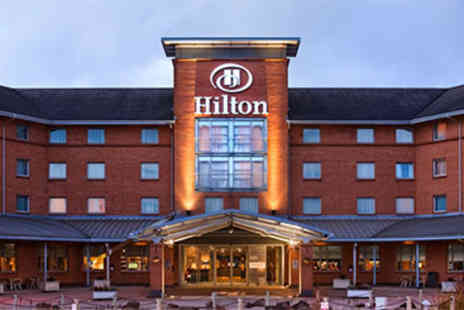 Hilton Strathclyde - Hotel Escape for Two - Save 20%