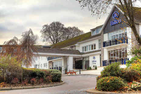 Hilton Aberdeen Treetops - Hotel Escape for Two - Save 20%