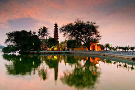 Free & Easy Vietnam - Four Star 4 nights Stay in a Deluxe Room - Save 0%