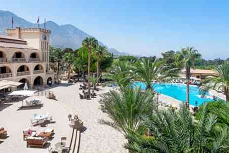 Cyprus Paradise - Seven Night North Cyprus Holiday with Flights & Room Upgrade - Save 0%