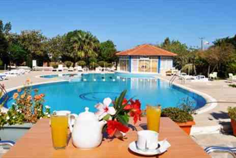 Cyprus Paradise - Seven Night Winter Sun North Cyprus Holiday with Flights - Save 0%