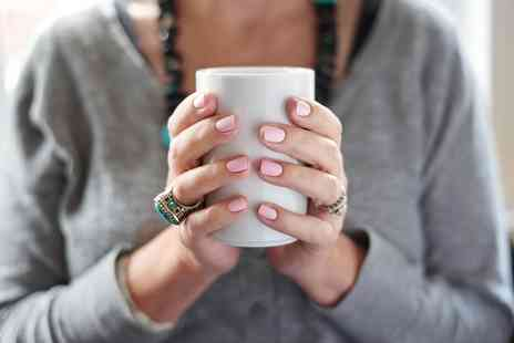 B Blushed - Gel Polish Manicure - Save 45%