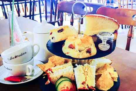 Romsey World of Water - Afternoon Tea for Two or Four - Save 0%