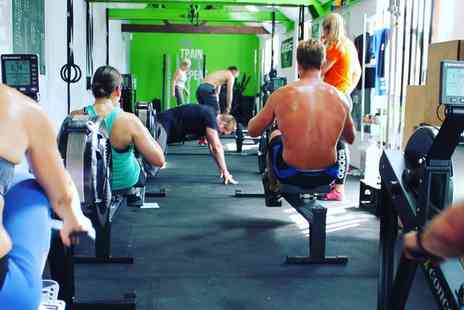 CrossFit ChalkBox Sevenoaks - 5 or 10 CrossFit Sessions Package - Save 0%