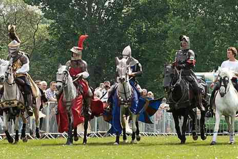 Aztec Events - Robin Hood Game and Country Show - Save 53%