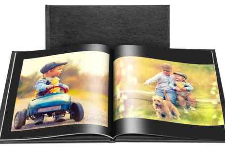 Printerpix - Leather Photobook 30x30cm - Save 0%
