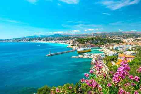 ClearSky Holidays - Two night Nice break with flights and optional French Riviera Cruise tour - Save 32%