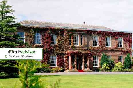 Greenhill Hotel - One or two night stay for two including a three course dinner and breakfast - Save 34%