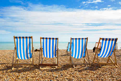 Jupiter Hotels - Overnight Brighton stay for two with breakfast or  include dinner - Save 54%