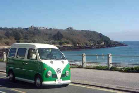 Kernow Kampers - Minidub campervan hire for one, two or three night for two - Save 43%