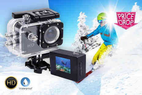 TLD Marketing - An HD action cam - Save 82%