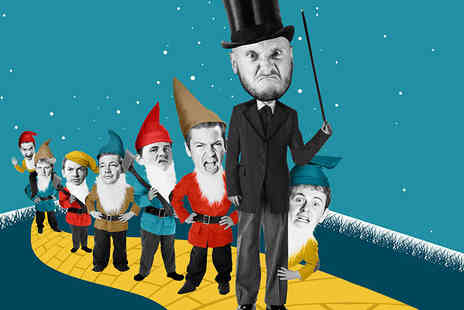 Theatre503 - Child ticket to see Scrooge and the Seven Dwarves on 23rd November To 7th January - Save 42%