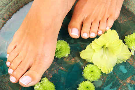 VGmedispa - Laser fungal nail treatment on one foot or hand - Save 84%