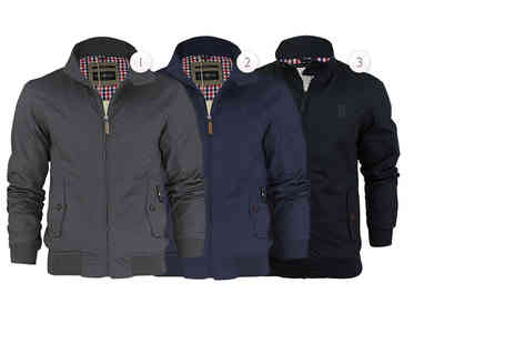 Brand Shopping Direct - Mens harrington jacket choose from six stylish designs - Save 62%