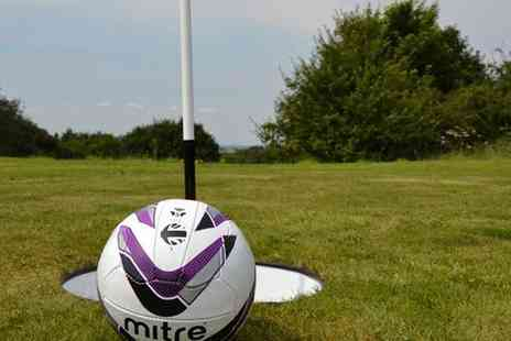 Footgolf - Nine or 18 Holes of Footgolf for Two or Four - Save 40%