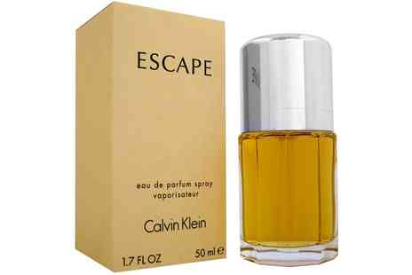 Groupon Goods Global GmbH - Womens Calvin Klein Escape EDP 50 ml - Save 0%