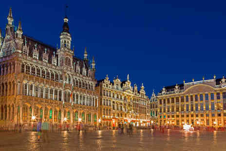 NH Brussels Carrefour de lEurope - Four Star 4 nights Stay in a Standard Room - Save 70%