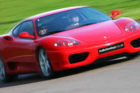 Three Sisters - Junior Supercar Driving and Hot Ride - Save 30%