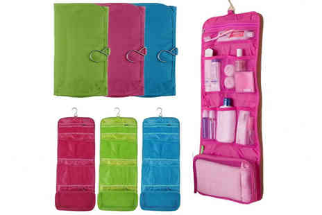 Fakurma - Hanging Travel Organiser Three Colours - Save 65%