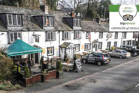 Royal Oak Appleby - One or Two Night Stay For Two With Breakfast - Save 37%