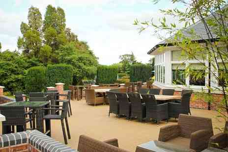 Ardencote Spa - One Night Sunday Slumber Spa Break - Save 0%