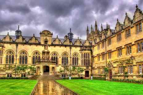 Abbey Tours - An Oxford and Stratford upon Avon spooky day trip - Save 51%