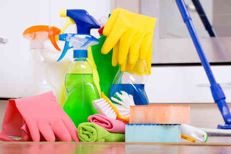 SJP Prestige Cleaning Services - Two hours of home cleaning - Save 57%