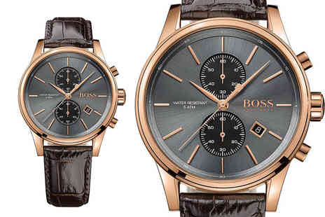 Class Watches - A Hugo Boss watch - Save 42%