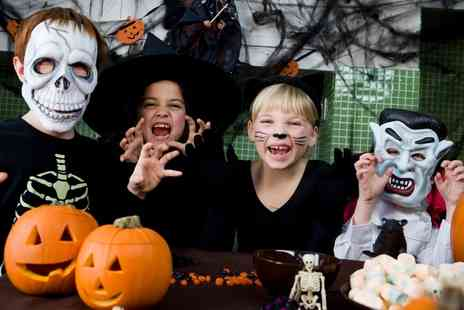 Reloved Home - Halloween Bunting Making Class for One Adult and Up to Two Children - Save 0%