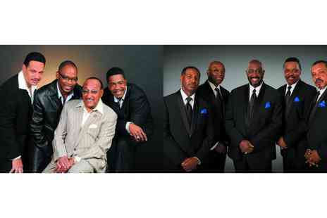 The Four Tops and Temptations - The Four Tops and The Temptations Tickets on 21 To 27 October - Save 22%