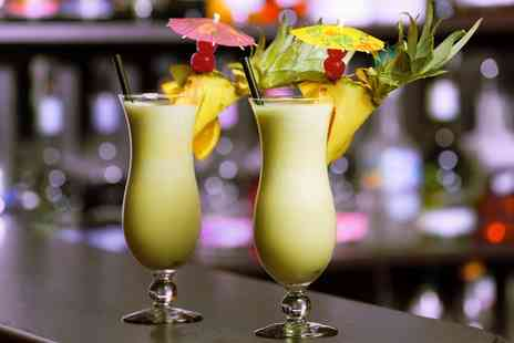 Bar Six - Three or Five Cocktails - Save 44%